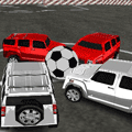 4x4 Soccer Game