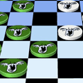 Koala Checkers Game