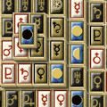 The Mahjongg Key Game