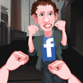Zuckerberg Fight Game